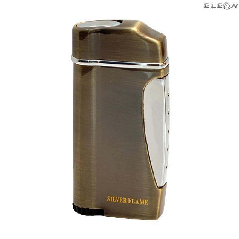 Запалка Siliver Flame с джет пламък SF233