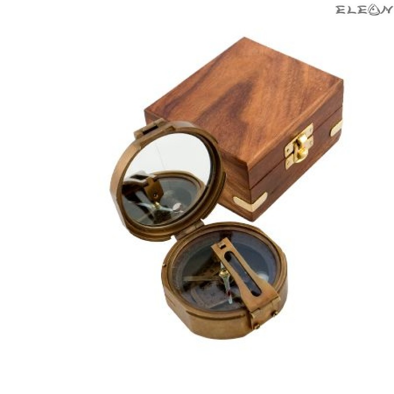 Бромтон в дървена кутия - Nautica Collection TK01