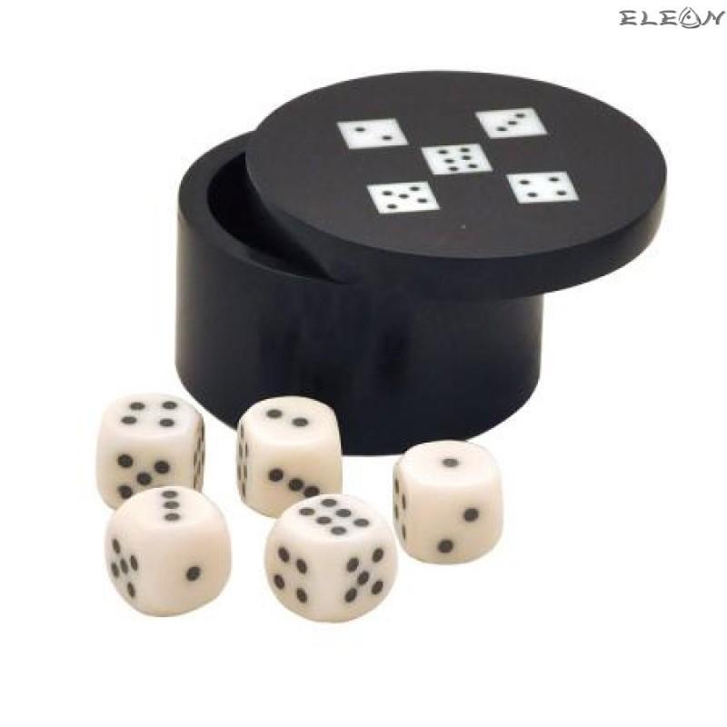 Подаръчен комплект - Зарчета за игра Vertini TK68