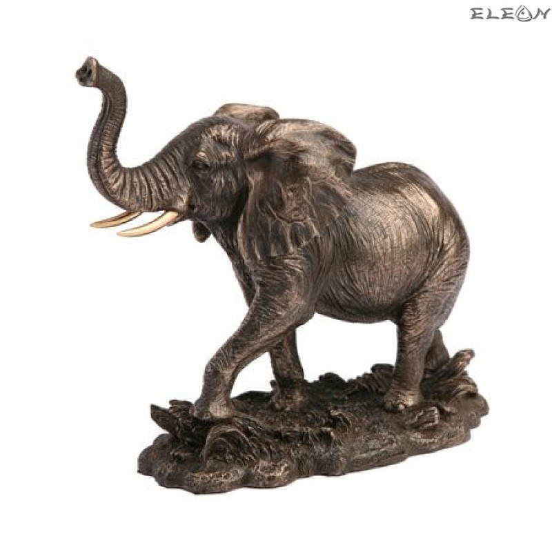 Статуетка Слон голям - Veronese WU45
