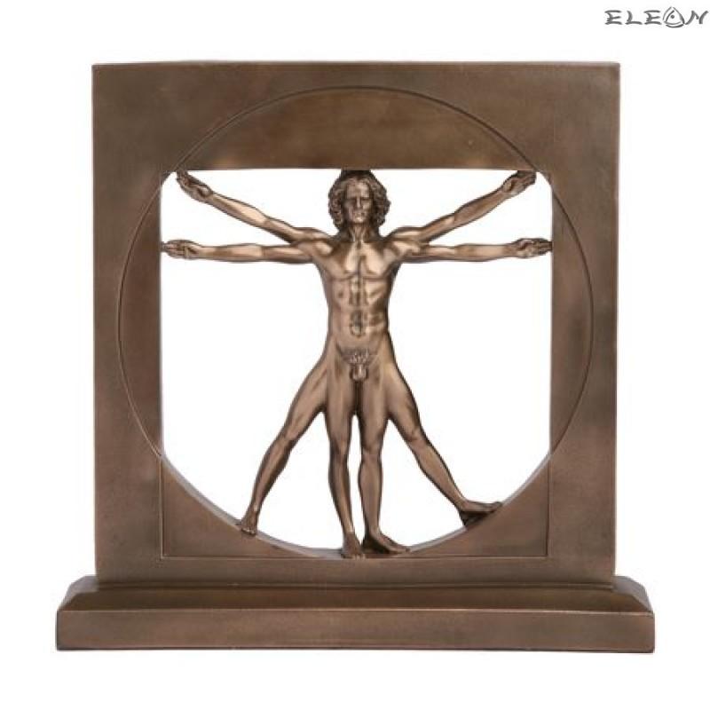 Статуетка Леонардо скулптура - Veronese WU50