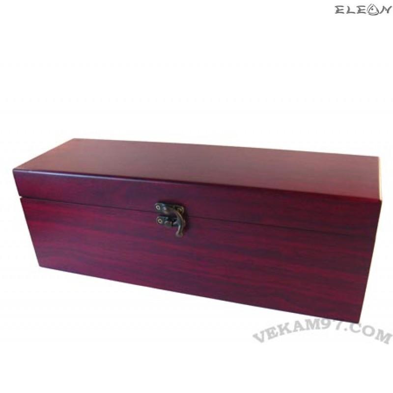 Кутия за вино дърво - 717