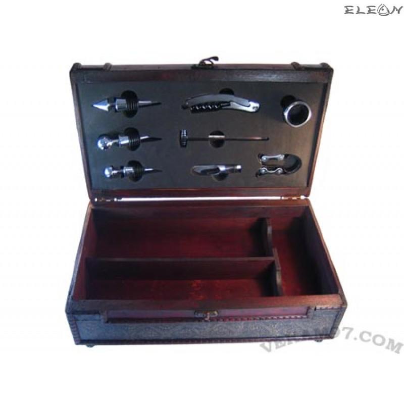 Старинна Кутия за вино за 2 бутилки - 703