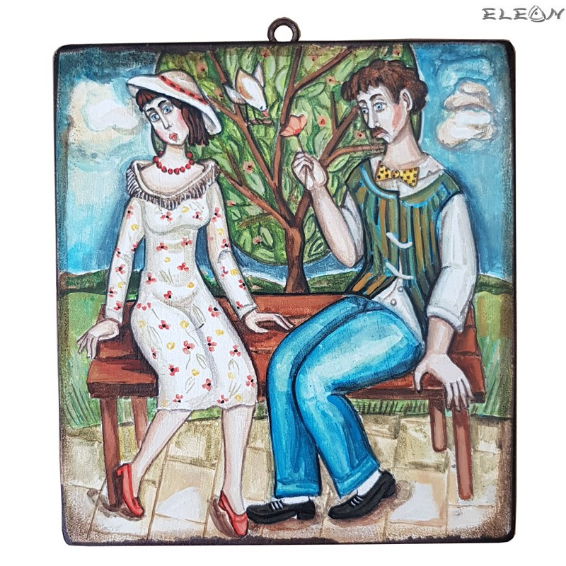 авторска картина - Романтика