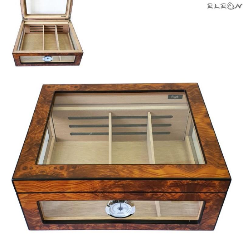 Хумидор - Кутия за пури LUX