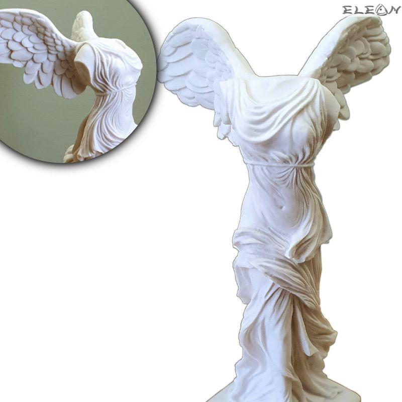 Статуетка Богиня Нике от алабастър