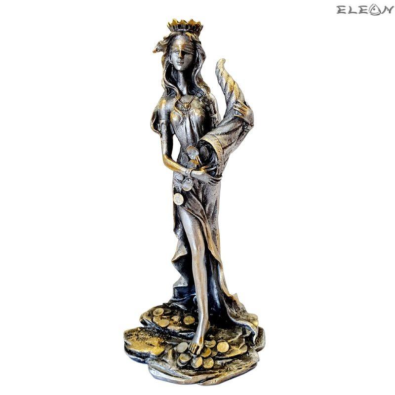 Статуетка Фортуна - Богиня на изобилието