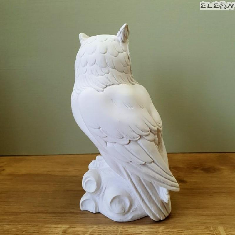Статуетка БУХАЛ от алабастър