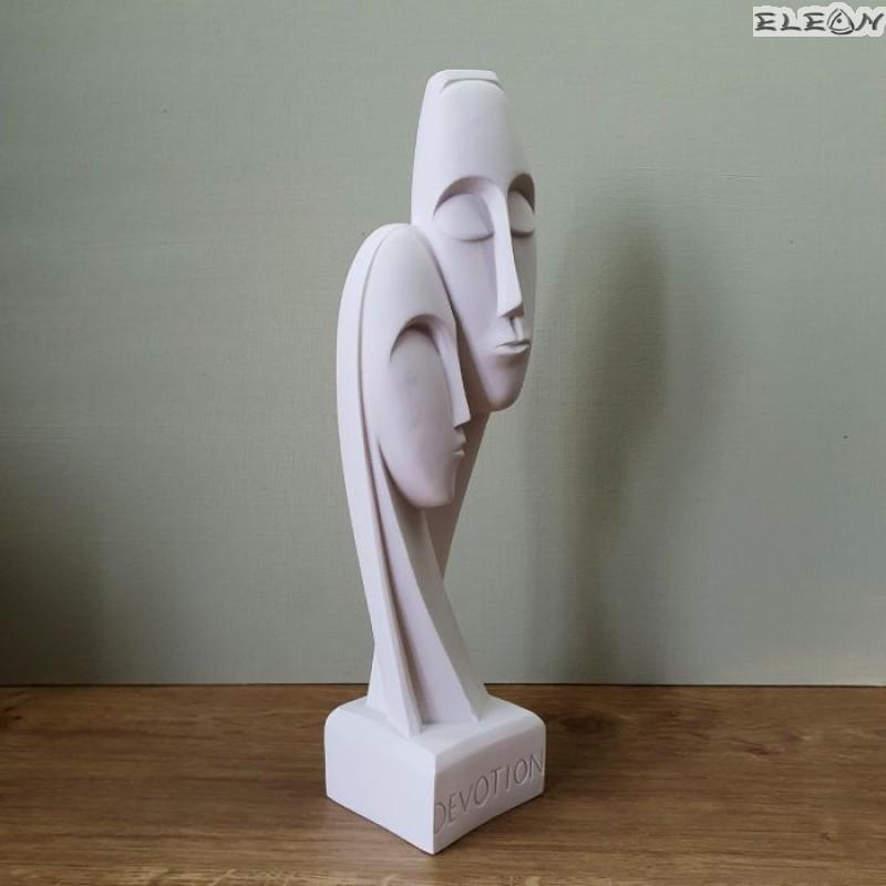 Статуетка DEVOTION от алабастър