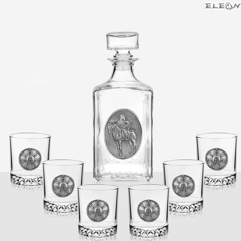 Сервиз за уиски 7 части