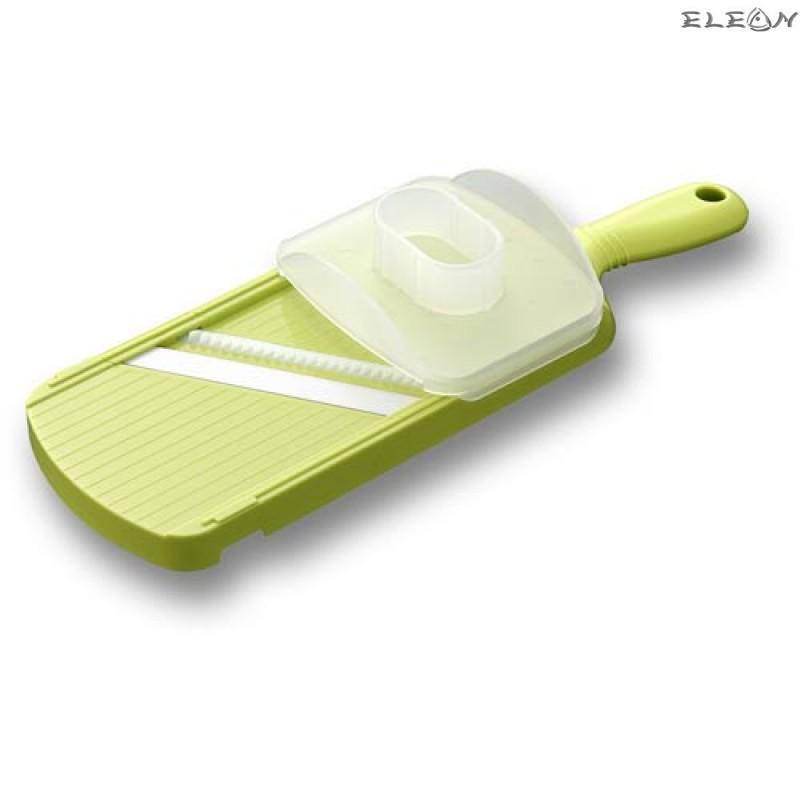 Ренде с керамично острие за жулиени KYOCERA - зелено