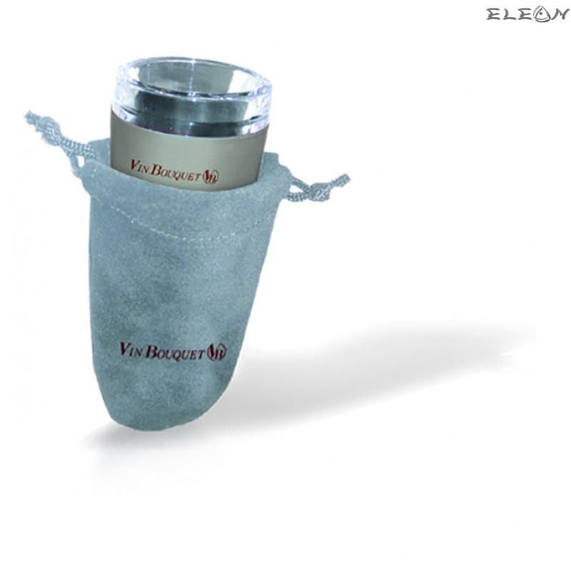 Аератор с филтър, стойка и калъфче - Vin Bouquet