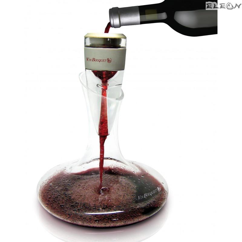 Vin Bouquet - сет Гарафа за вино с аератор