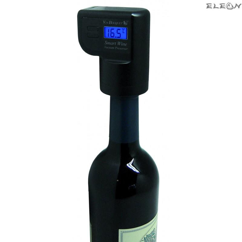 Vin Bouquet - Електрическа вакуум помпа с термометър SMART WINE