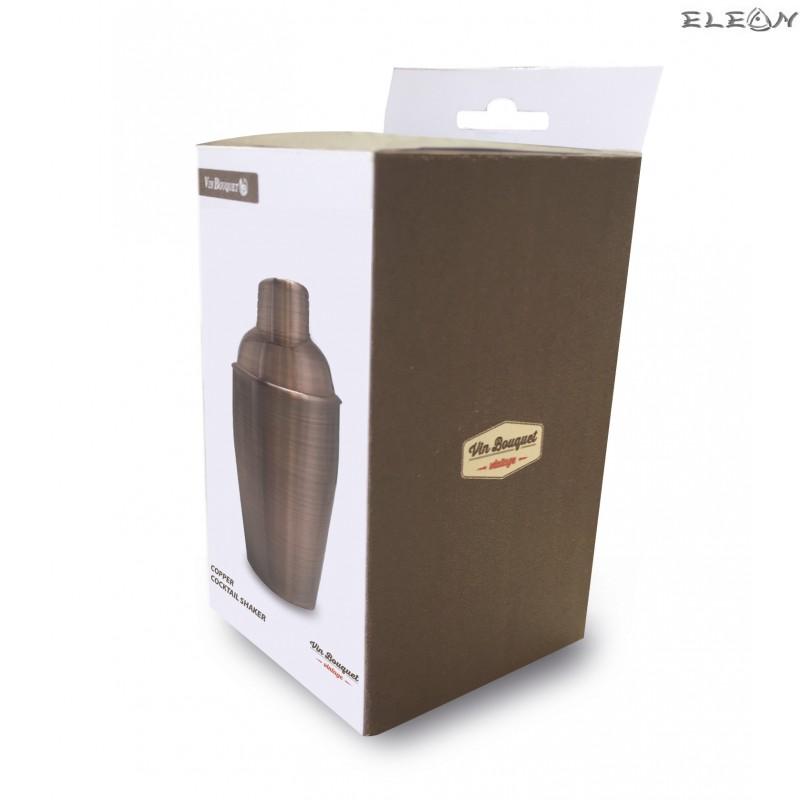 Меден шейкър за коктейли 700мл - Vin Bouquet