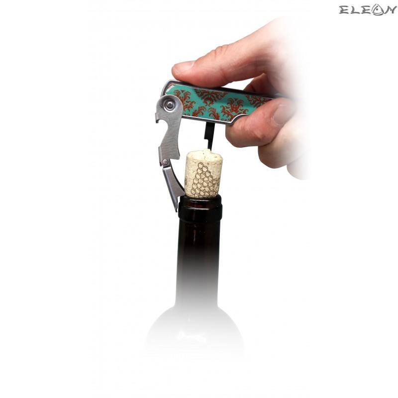 Vin Bouquet Професионален тирбушон с двоен лост - VINTAGE