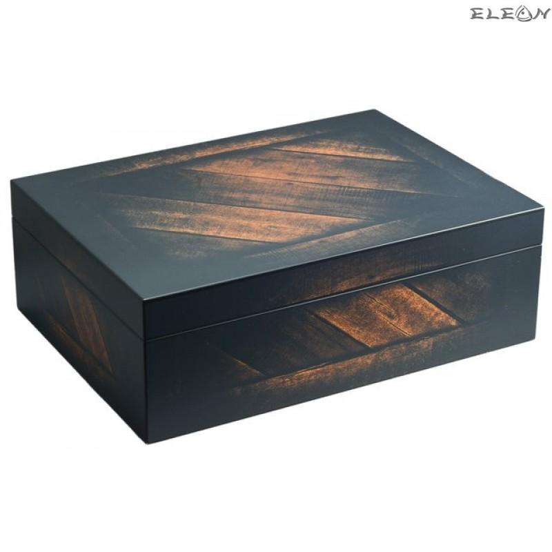 Кутия за пури HADSON Vintage - Хумидор 009432