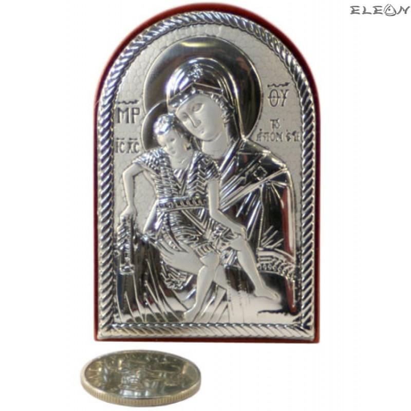 икона Дева Мария с младенеца - 0001
