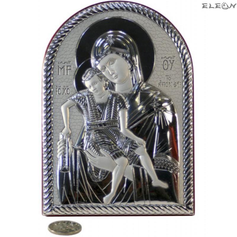икона Дева Мария с младенеца - 0003