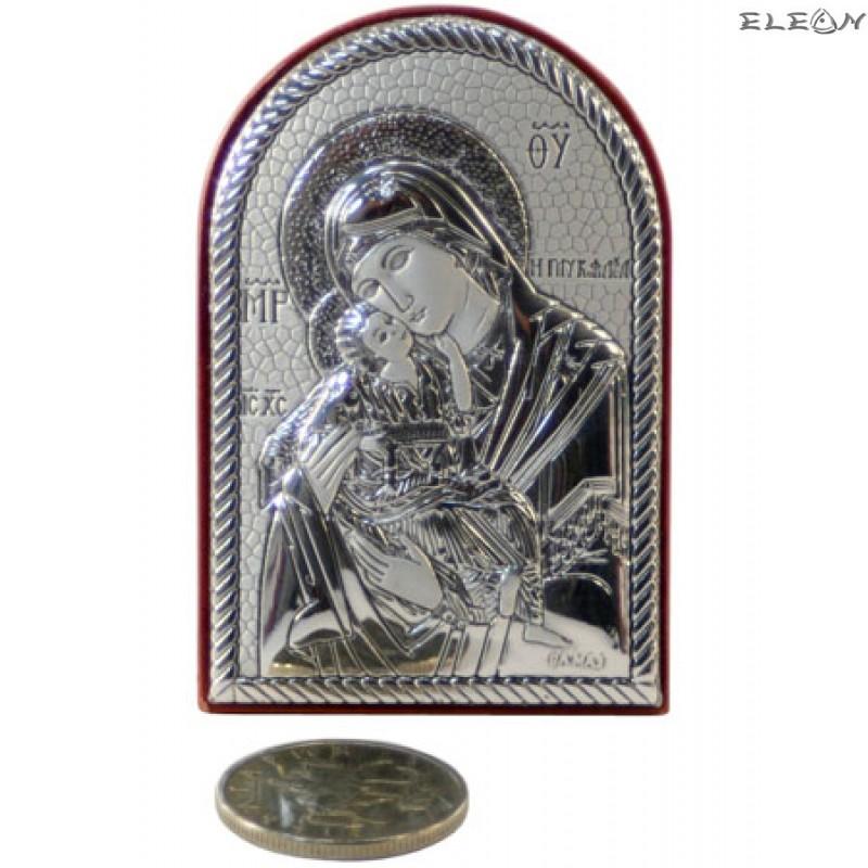 икона Дева Мария с младенеца - 0011
