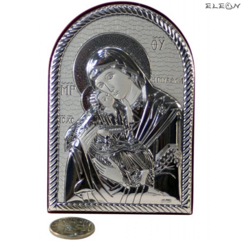 икона Дева Мария с младенеца - 0012
