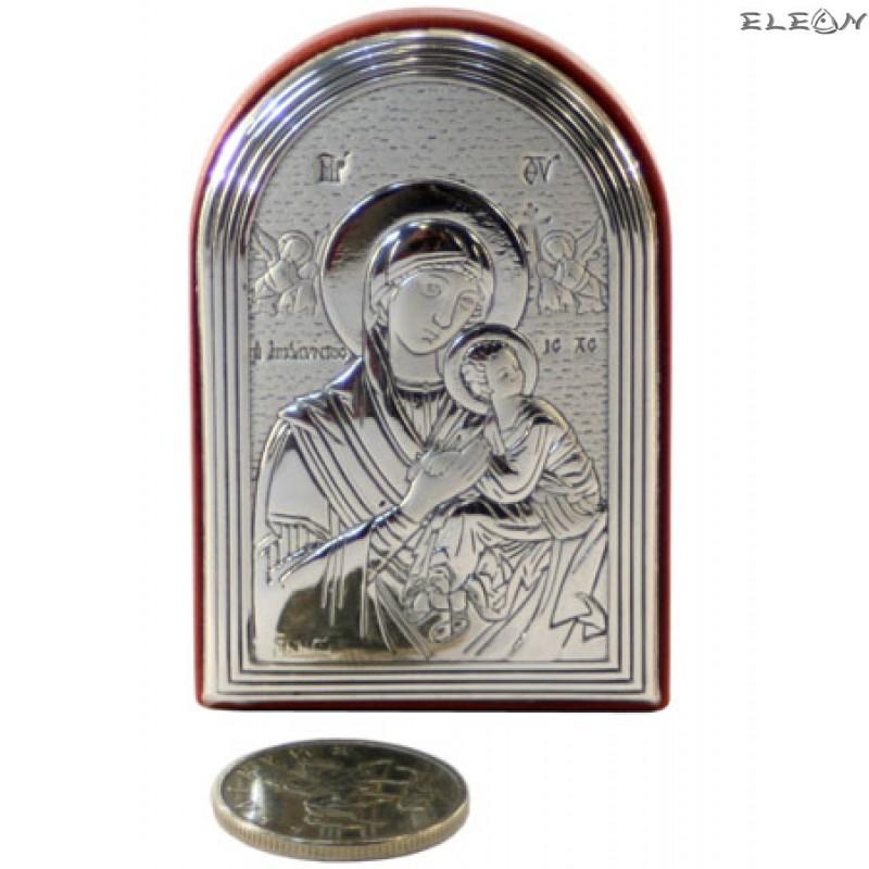 икона Дева Мария с младенеца - 0021
