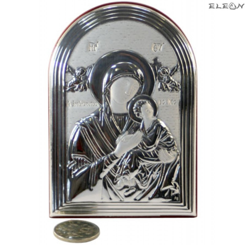 икона Дева Мария с младенеца - 0022