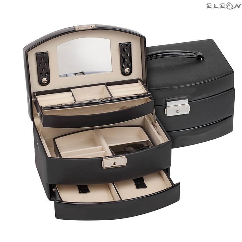 Кутия за бижута Black JA2016