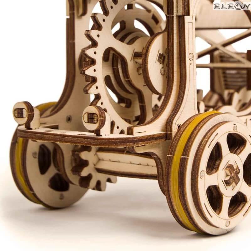 3D пъзел Buggy 22см с подвижни части