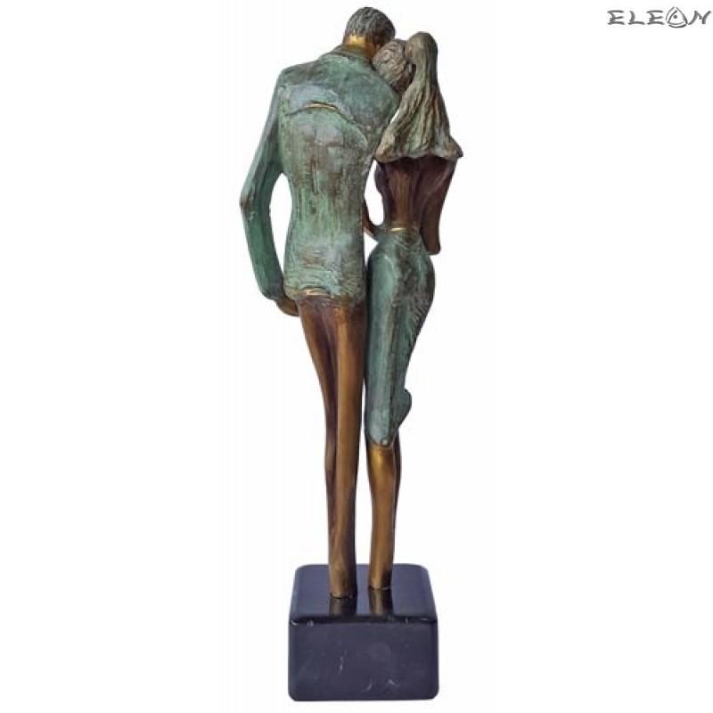Статуетка от бронз 205 - ЛЮБОВ 24см