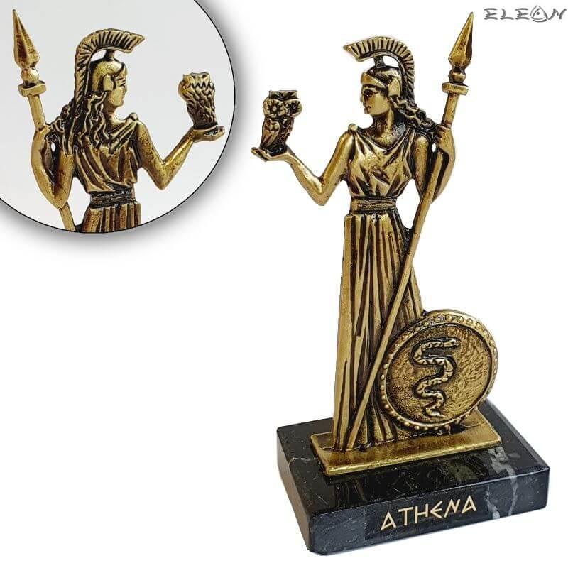Статуетка Богиня Атина