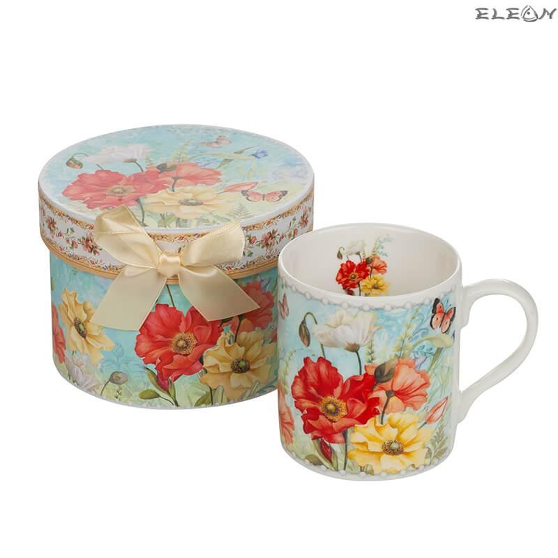 Чаша за Кафе в подаръчна кутия