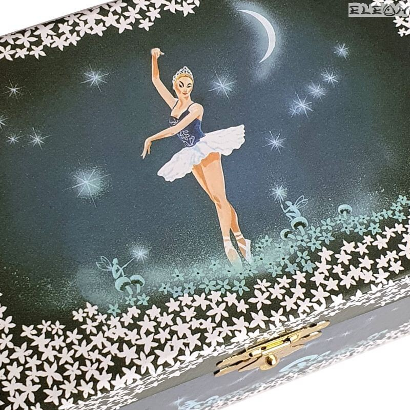 Музикална кутия с балерина