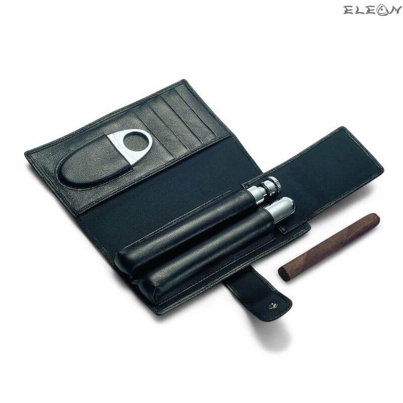 Луксозен комплект за пури и коняк