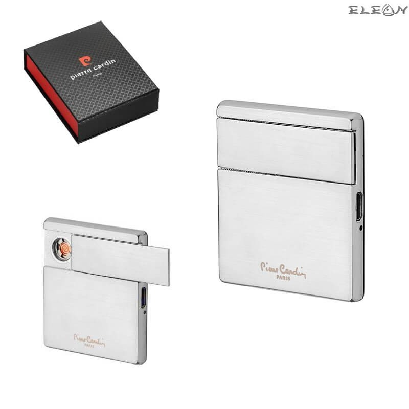 Електрическа запалка, USB зареждане, цвят сребърен