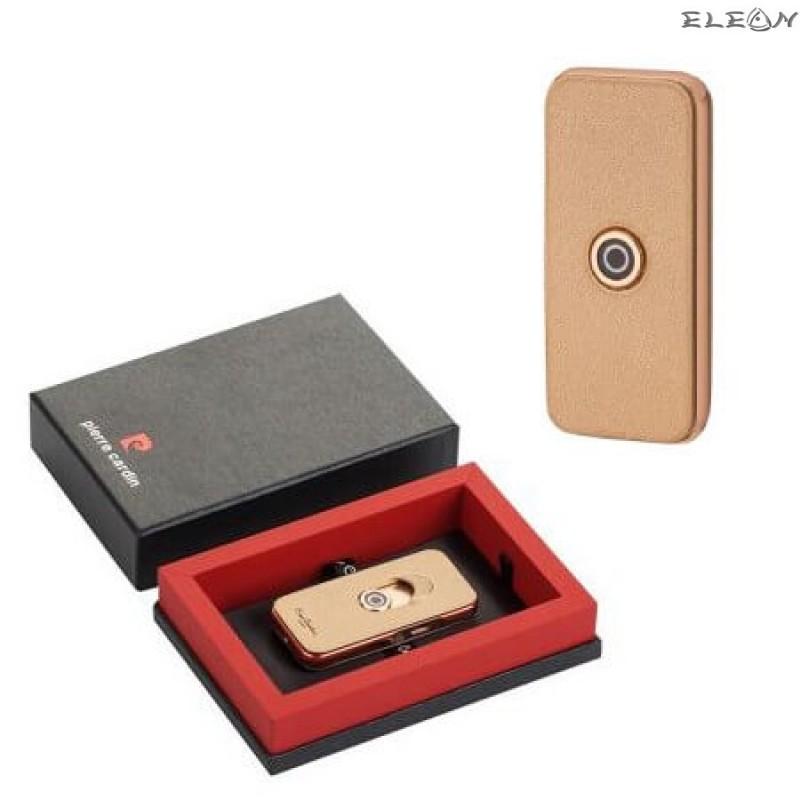 Електрическа запалка, USB зареждане, златиста
