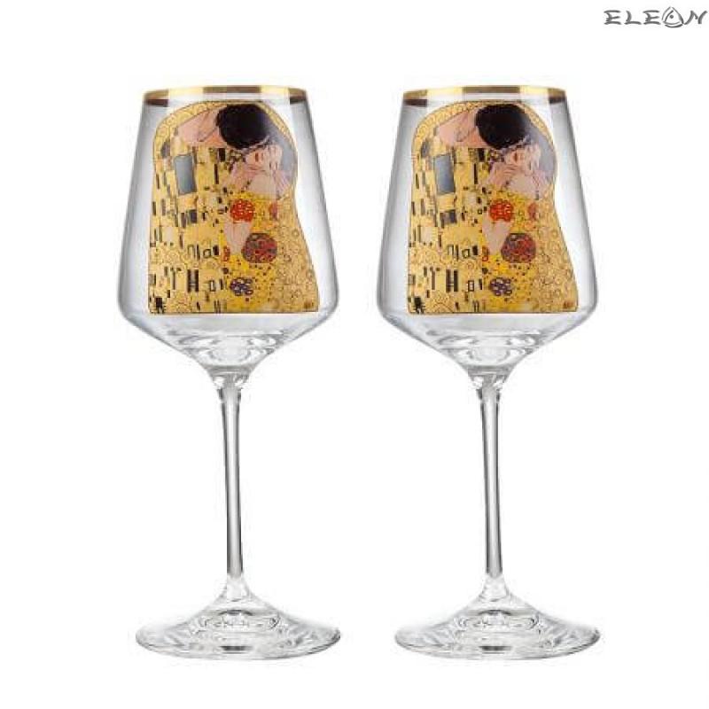 Подаръчен комплект чаши с декантер