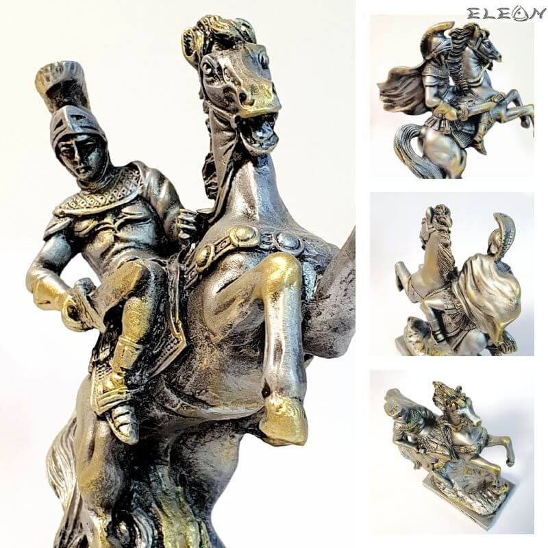 Статуетка АЛЕКСАНДЪР велики