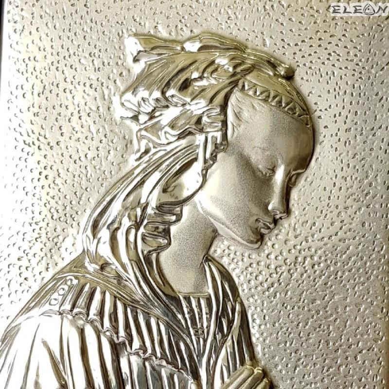Икона Дева Мария молеща се