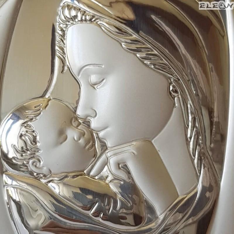 Икона Дева Мария с младенеца