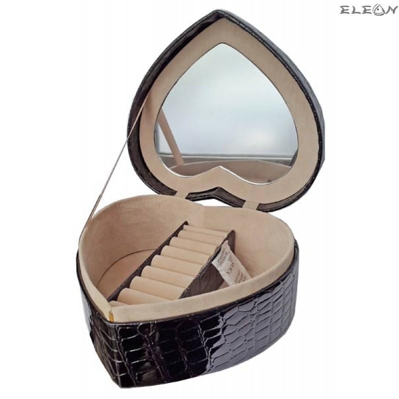 Кутия за бижута сърце - sz6076