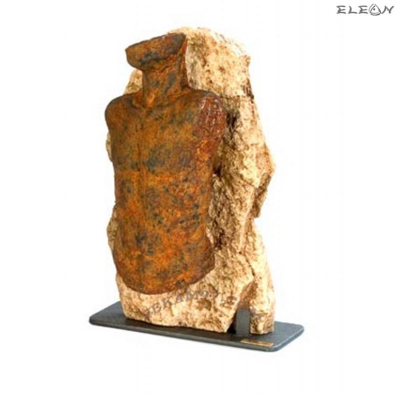Статуетка каменен МЪЖКИ ТОРС