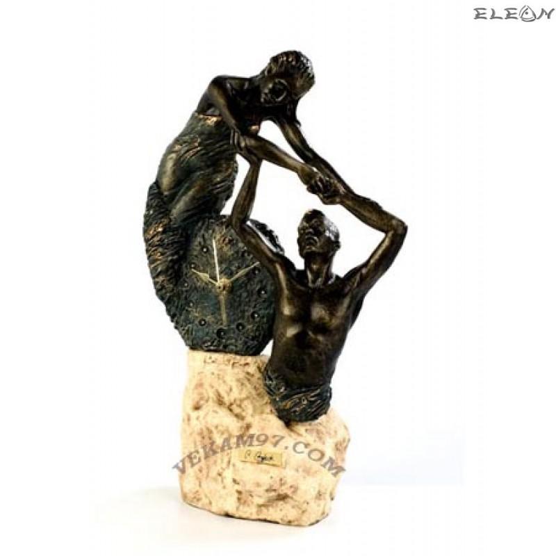 статуетка/часовник - ОТДАДЕНОСТ