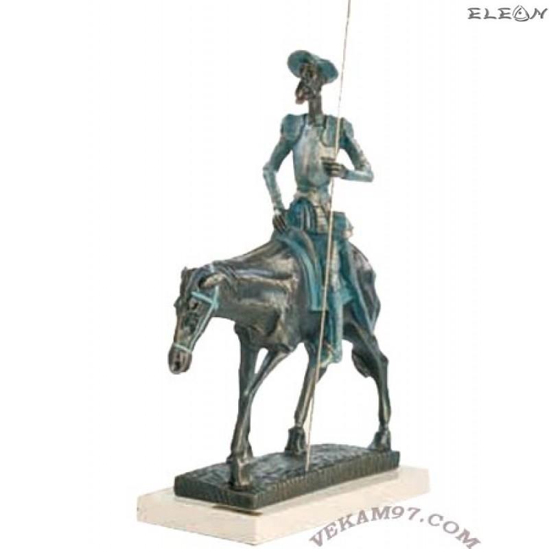 Статуетка ДОН КИХОТ на кон