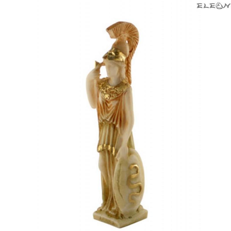 Статуетка богиня АТИНА от алабастър - AP0293
