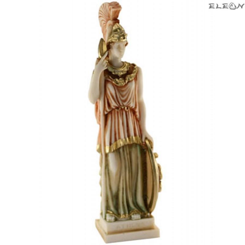 Статуетка богиня АТИНА от алабастър - AP0404