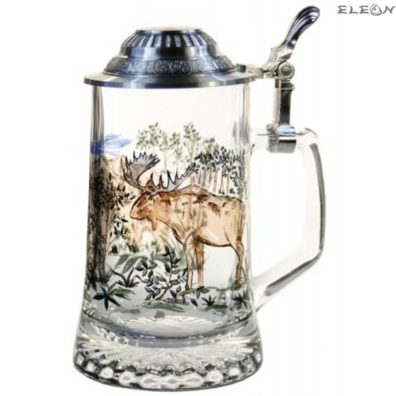 Халба за бира - лос/мечка 66355204