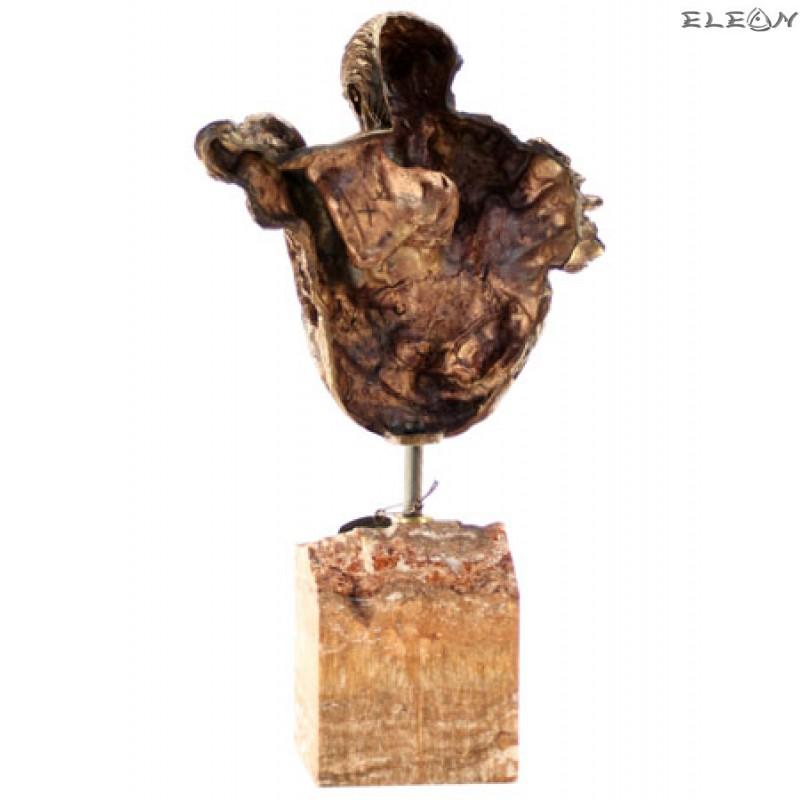 статуетка ЧУВСТВЕНОСТ изработена от бронз - 378150