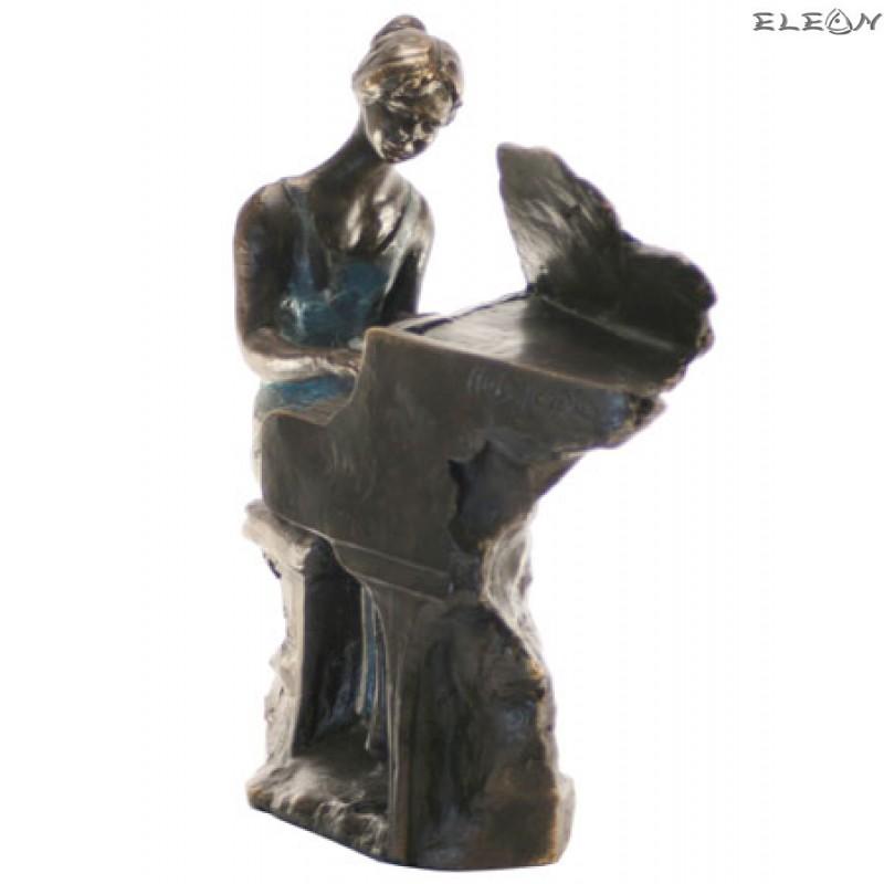 статуетка-пластика ПИАНИСТКА -Luis Jorda 311428