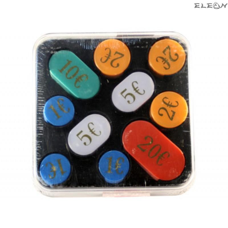 ЧИПОВЕ за покер 100 - 8602906